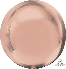 ORBZ ROSE GOLD (3EA PER PK)