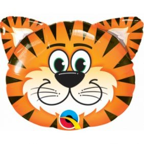 "14"" TICKLED TIGER FOIL"