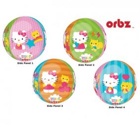 ORBZ HELLO KITTY - KITTEN (PK)