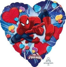 "18"" HRT SPIDER-MAN LOVE (PK)"