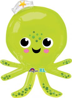 """34"""" SILLY OCTOPUS (PK)"""