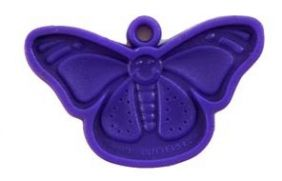 15GM BUTTERFLY WEIGHT PURPLE 50CT