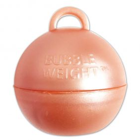 35GM BUBBLE WEIGHT ROSE GOLD 10CT