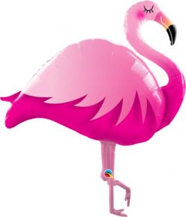 "46"" SHAPE PINK FLAMINGO (PK)"