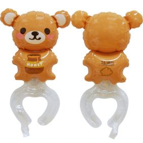 HONEY BEAR (H18CM/W13CM)