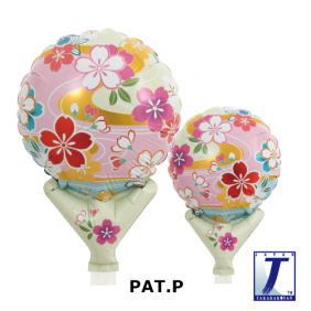 "05"" UPRIGHT CHERRY BLOSSOMS ELEGANT FOIL"