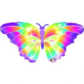 "44"" LUMINOUS BUTTERFLY (PK)"