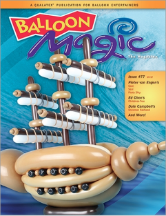 BMAGIC THE MAGAZINE-ENGLISH ISS#77