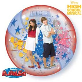 "22"" HIGH SCHOOL MUSICAL STARS (PK)"