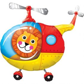 "35"" SHAPE LION HELICOPTER PILOT (PK)"