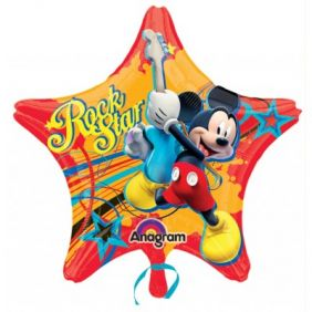 "DISC~22"" STAR MICKEY ROCK STAR (PK)"