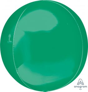 "15""X16"" ORBZ SOLID COLOR GREEN"
