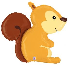 "36"" SHAPE WOODLAND SQUIRREL (PK)"