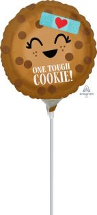 """09"""" RND ONE TOUCH COOKIE FLAT FOIL"""