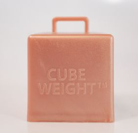 65GM CUBE WEIGHT ROSE GOLD 10CT