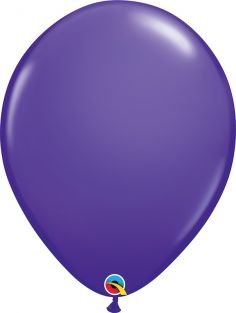 "16"" RND PURPLE VIOLET 50CT"