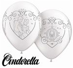 "11"" CINDERELLA&PRINCE CHARMING 25CT"