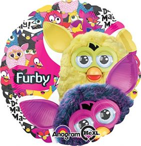 "17"" FURBY GROUP (PK)"