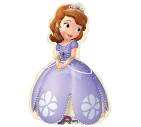 MINI SHAPE SOFIA THE FIRST POSE FOIL