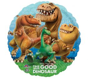 "17"" RND GOOD DINOSAUR (PK)"