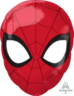 "18"" SHAPE SPIDER-MAN ANIMATED (PK)"