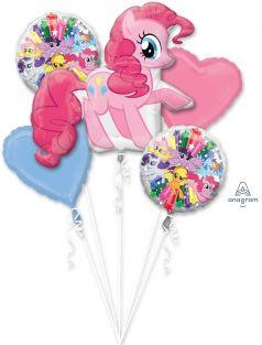 BOUQUET-MY LITTLE PONY PINKY PIE