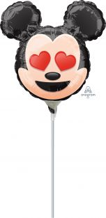 MINI SHAPE MICKEY MOUSE EMOJI