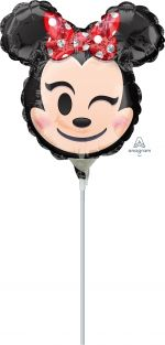 MINI SHAPE MINNIE MOUSE EMOJI