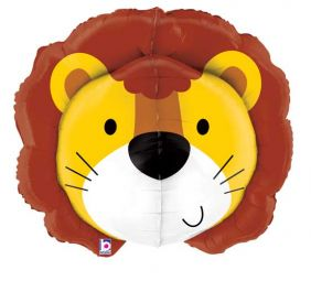 "27"" MULTI SIDED LION 3D (PK)"