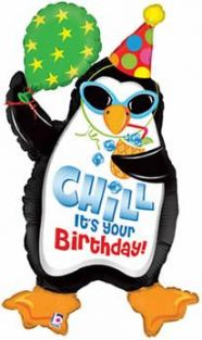 "40"" CHILL!IT'S YOUR BDAY (PK)"