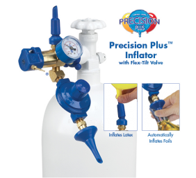 PRECISION PLUS WITH TILT VALVE BRT