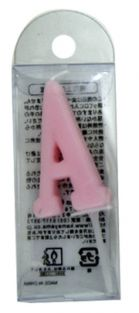 CANDLE ALPHABETS A (DO NOT SELL FIRST)