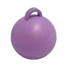 35GM BUBBLE WEIGHT LILAC 10CT