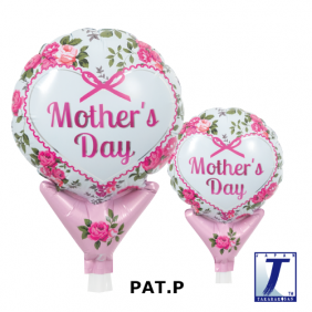 "05"" UPRIGHT MOTHER'S DAY LAVIEENROSE FOL"
