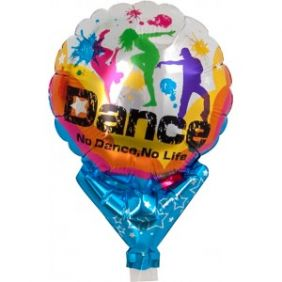 "05"" UPRIGHT DANCE FOIL"