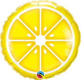 "18"" RND SLICED LEMON (PK)"