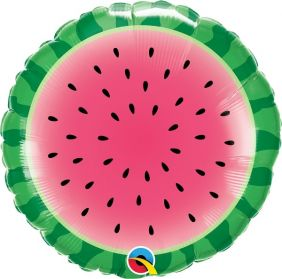 "18"" RND SLICED WATERMELON (PK)"