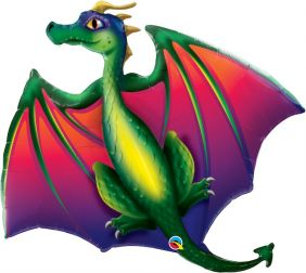 "45"" SHAPE MYTHICAL DRAGON (PK)"