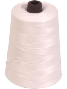 3 PLY CONE OF STRING-WHITE