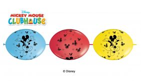 """12"""" QLINK MICKEY MOUSE SPECIAL AST 50CT"""