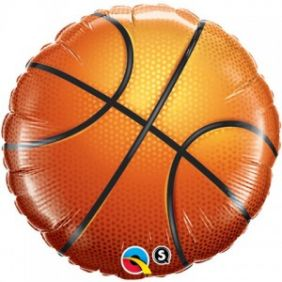 "18"" RND BASKETBALL (PK)"
