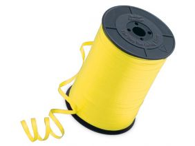 "CURLING RBN YELLOW 3/16""x500S"