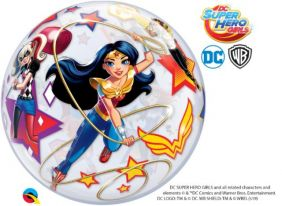 "22"" SB DC SUPER HERO GIRL (PK)"