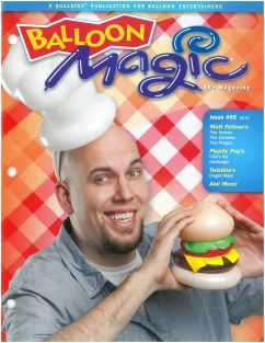 BMAGIC THE MAGAZINE-ENGLISH ISS#85