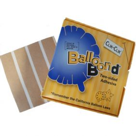 "BALLOON BOND TAPE 0.8"" x 90FT (2CM x 27M)"