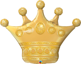 "41"" GOLDEN CROWN (PK)"