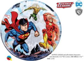 "22"" JUSTICE LEAGUE HEROES SB (PK)"