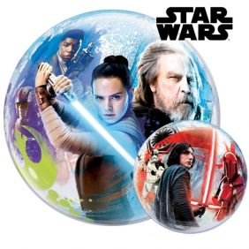 "22""  STAR WARS: THE LAST JEDI  01CT"