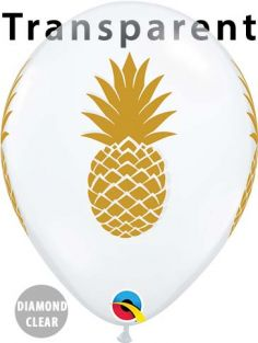 "11"" RND PINEAPPLE DC 50CT"