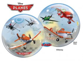 "22"" PLANES (PK) SINGLE BUBBLE"